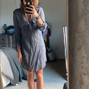 Joie shirt dress